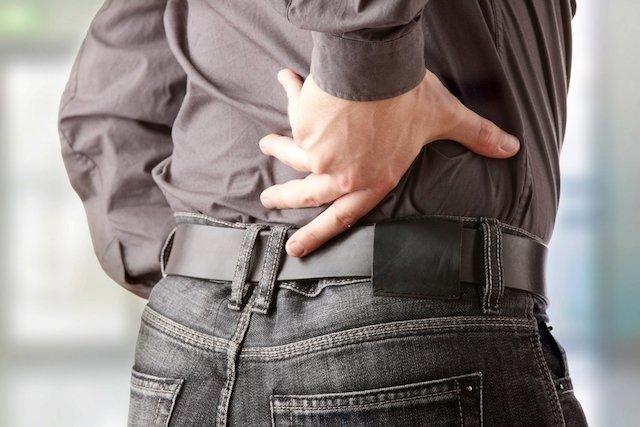 Remédios para dor nas costas
