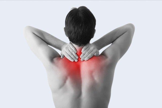 7 causas principales de dolor de cuello