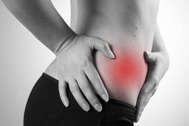 O que pode ser dor no ovário e o que fazer