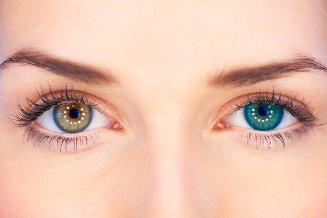 Entenda porque é possível ter um olho de cada cor