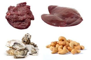 Alimentos ricos em cobre
