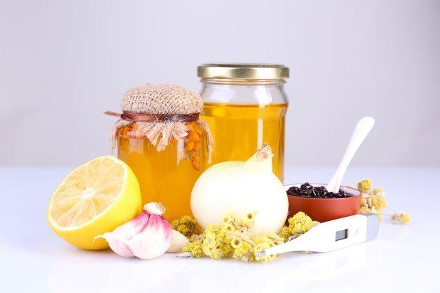 gargaras con agua limon y miel