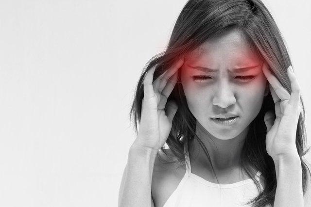 O que pode ser dor na testa