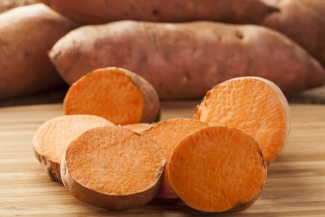 Dieta da Batata Doce para Ganhar Músculos e Emagrecer