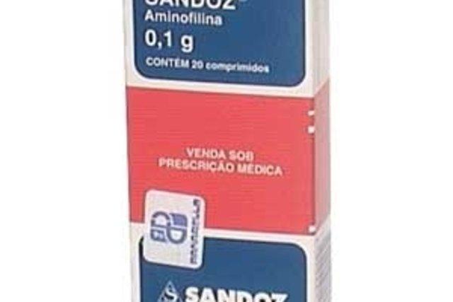 Aminofilina (Aminofilina Sandoz)
