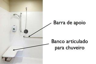 Ajudas para tomar banho