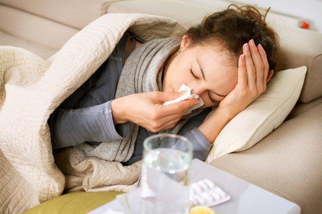 7 dicas para diminuir os sintomas da gripe