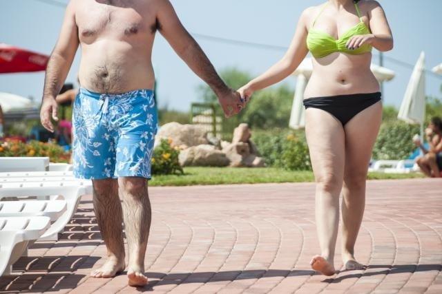 Excesso de Peso - Como melhorar o contato sexual