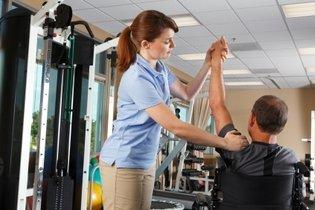 Tratamento fisioterapêutico após um AVC