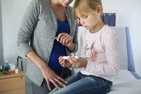 Deixar a criança participar no tratamento