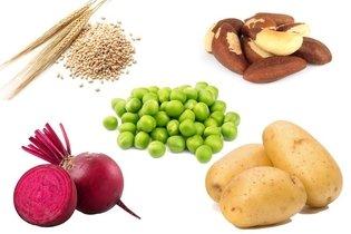 Outros alimentos ricos em Histidina