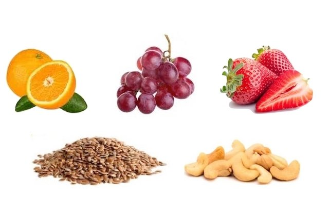 Resultado de imagem para Alimentos ricos em antioxidantes ajudam no combate ao câncer de próstata