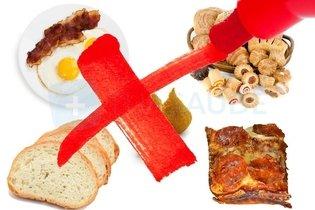O que não comer para pólipos intestinais