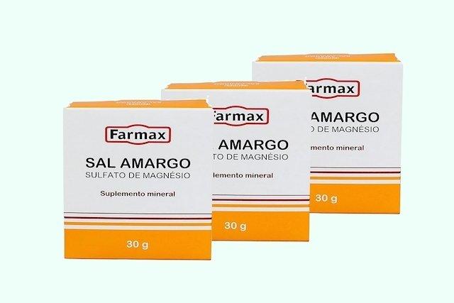 Sulfato de Magnésio em pó: Para que serve e como usar