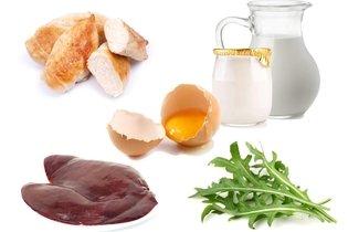 Alimentos que previnem a queda de cabelo
