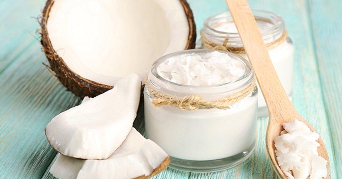 para q se usa el aceite de coco