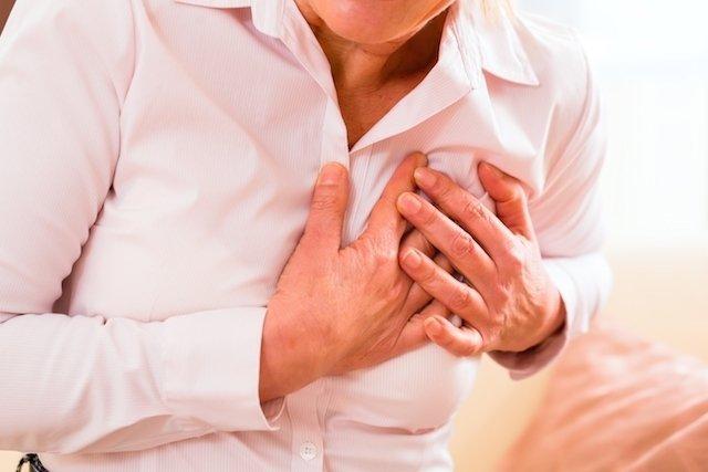 Sintomas de Ataque Cardíaco