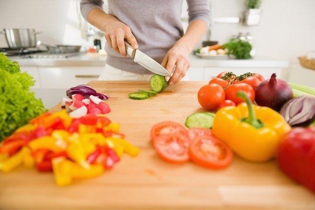 Lista de alimentos com calorias negativas