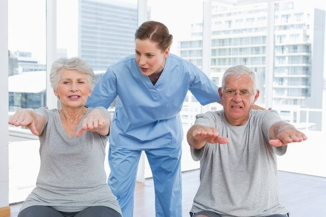 Fisioterapia para Alzheimer