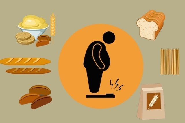 Alimentos integrais também engordam