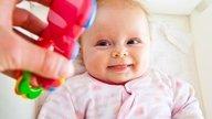 Sons estimulantes para os bebês recém nascidos