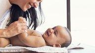 Heces con sangre en el bebé: 7 principales causas y qué hacer