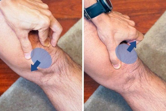 hielo para la inflamacion de rodilla
