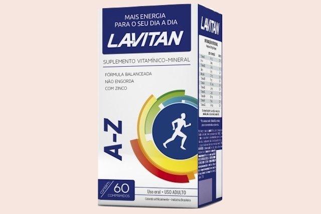 Suplemento Lavitan A-Z