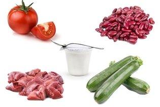 Outros alimentos para anemia