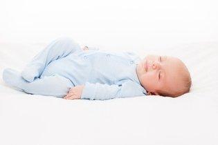Como colocar o bebê para dormir