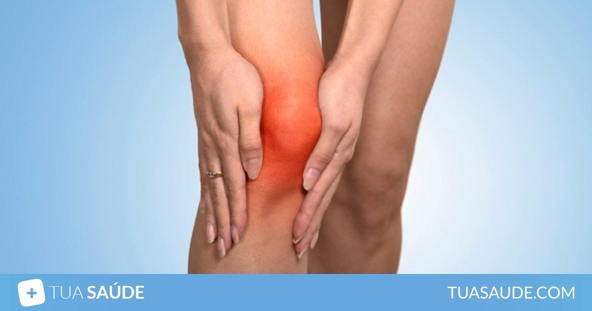 dor muscular na perna ao dobrar joelhos