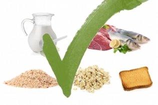 Fase 3: Deve-se dar preferência a carnes magras e alimentos integrais