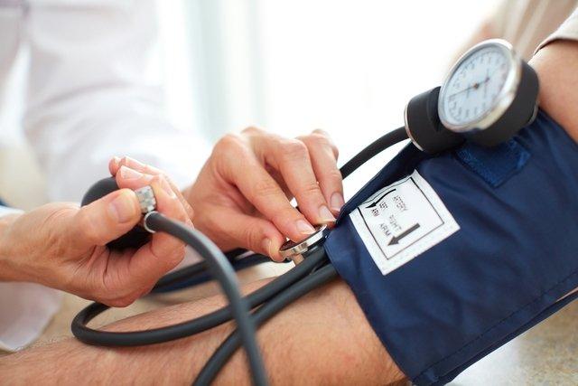 Principais causas da pressão baixa