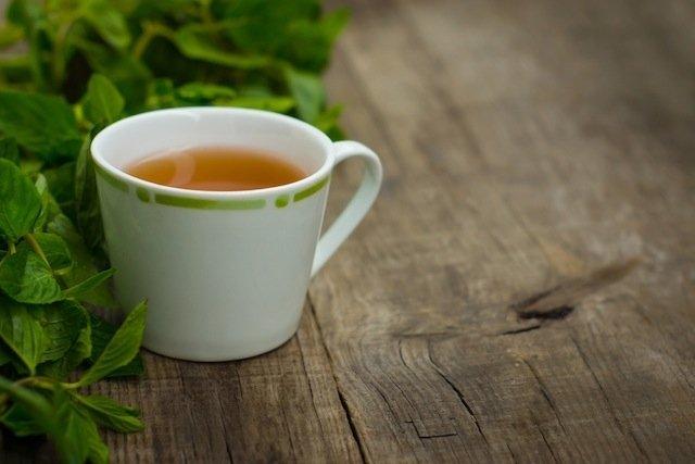 Chá de ervas para pressão alta