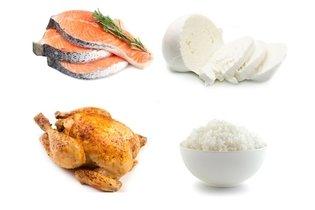 Outros alimentos recomendados para diverticulite