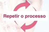 3. Repetir o processo