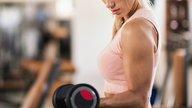 Cuánto tiempo demora en ganar masa muscular