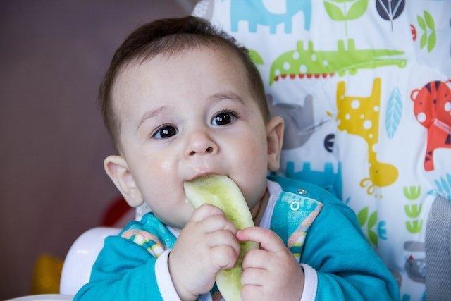 Como iniciar a Alimentação do Bebê com o método BLW