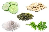Alimentos altamente alcalinos