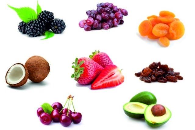 dieta rica em ferro e vitamina d