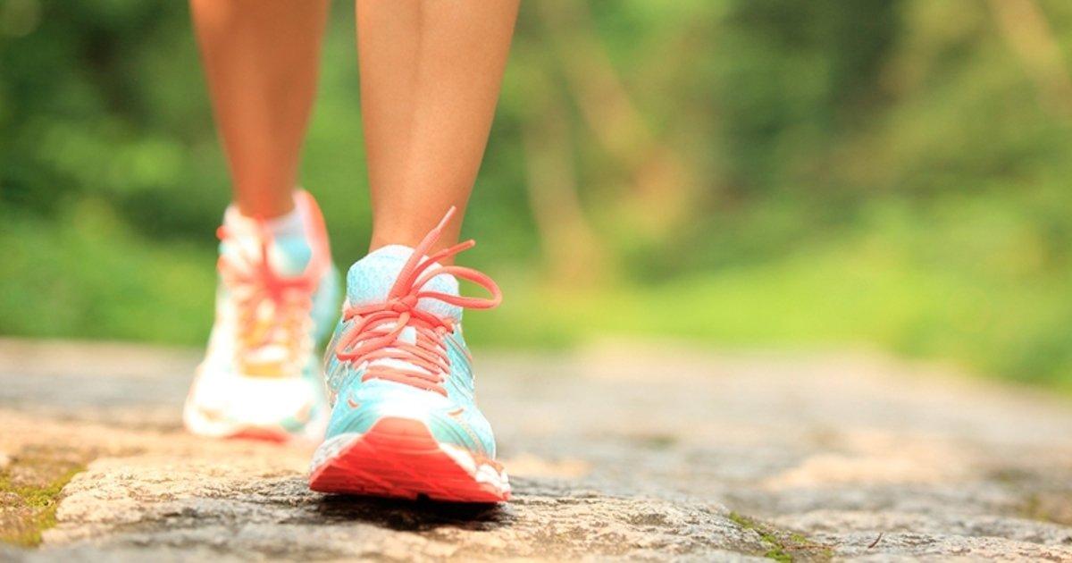 Cuanto puedes bajar de peso caminando