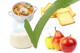 O que comer em caso de virose