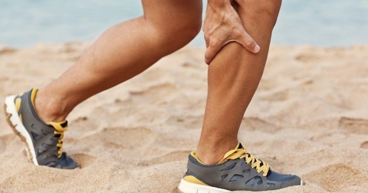 dolor en la pierna derecha despues de correr