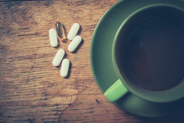 Tomar cafeína melhora o rendimento do treino