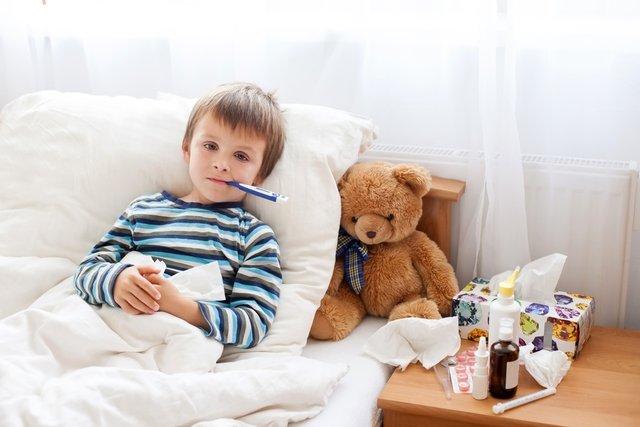 Como baixar a febre alta