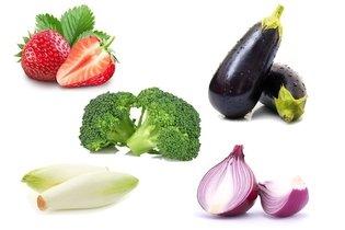 Alimentos que possuem poucas calorias