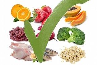 Alimentos permitidos na cirrose hepática