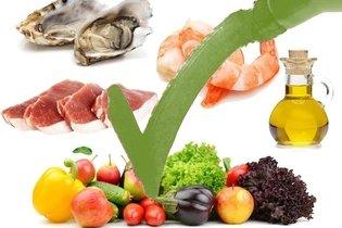 Alimentos mais aconselhados na candidíase