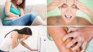 Síntomas de problemas hepáticos