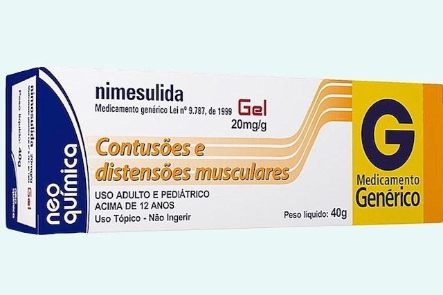Nimesulida - Para que serve e como tomar